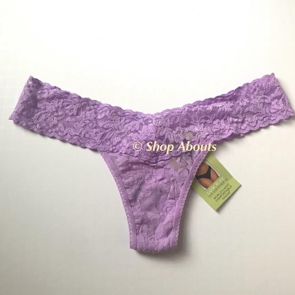 85eae2de8b86 Hanky Panky Intimates & Sleepwear | Sexy Low Rise Thong Panties ...